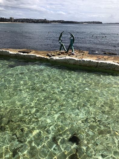 シドニーのシェリービーチ